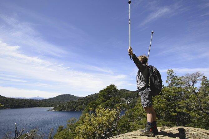 4-day Bariloche Adventure - Trekking Cerro Llao Llao & Kayaking Lago Mascardi