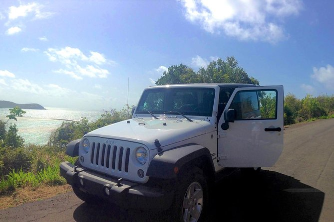 Culebra Island Flight plus Jeep and Snorkeling Adventure From San Juan