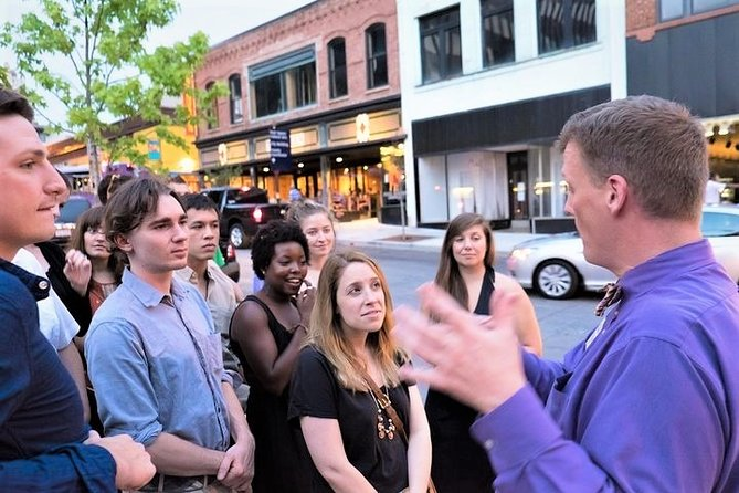 Asheville Insider Guided Walking Tour