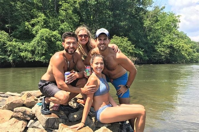 Private French Broad River Tour from Asheville