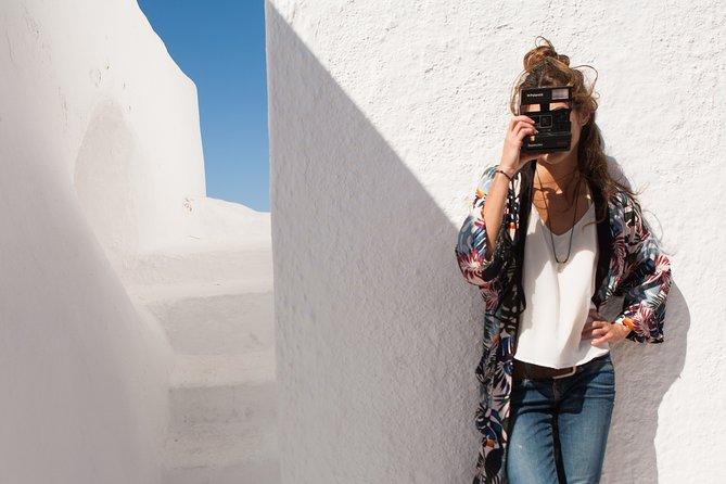 Explore Santorini with K.Yellow