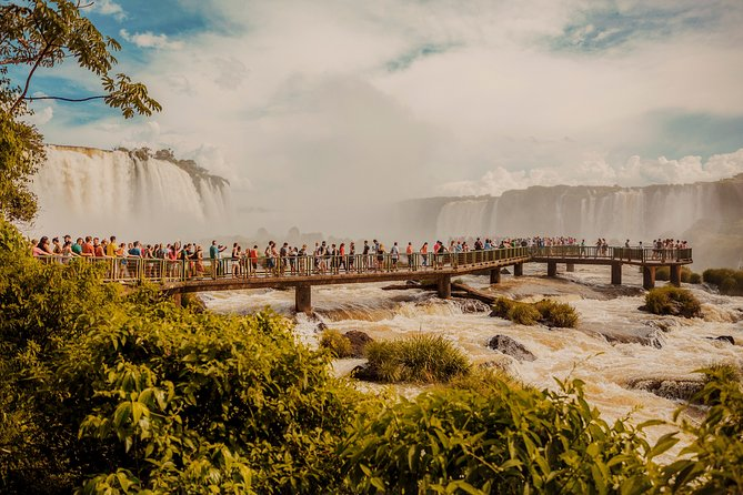 3-Day Iguazu Falls Self Guided Exploring Tour