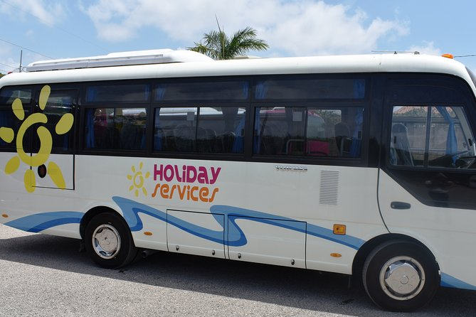 Shuttle Bus airport arrival One Way transfer from MBJ Airport - to ALL hotels