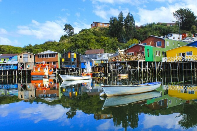 5-Day Tour Chile & North Patagonia