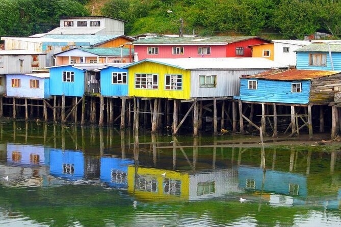 Chiloe Island Tour from Puerto Varas in Private