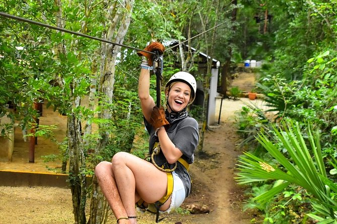 ATV Adventure from Riviera Maya (Ziplines and Cenote experience included)
