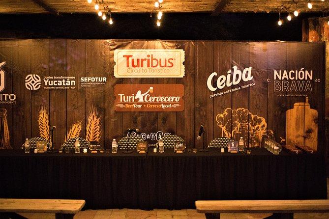 TuriCervecero Merida - Tasting Tour and Craft Beer Experience