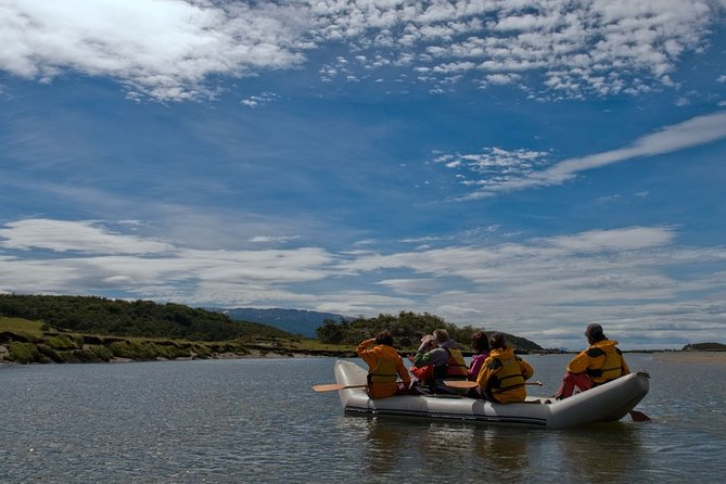 Private Full-Day Gable Island Eco-Adventure in the Beagle Channel