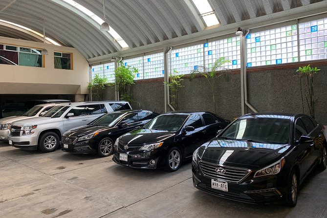 Private Transfer from CDMX Airport to CDMX Stay