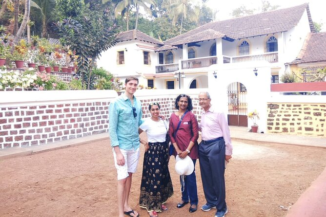 Explore Highlights of North Goa with Divar Island (Guided Fullday Tour by Car)
