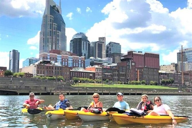 Downtown Nashville Scenic Kayak Tour