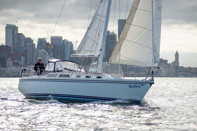 Guided Seattle Sailing Adventure from Bainbridge Island