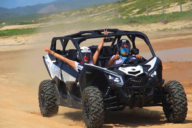 Adventure Can-am X3 Turbo - 1 Driver & 2 Passenger