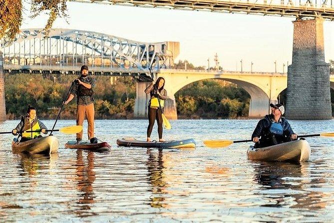 Chattanooga Stand-Up Paddleboarding & Kayak Tour