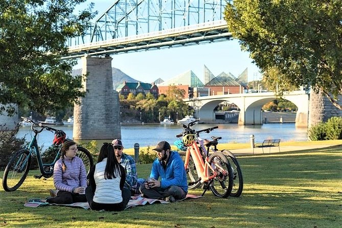 Chattanooga Guided Electric Bike City Tour