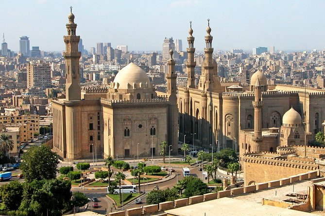 Private Full-Day Tour to Coptic Cairo, Islamic Cairo and Bazaar