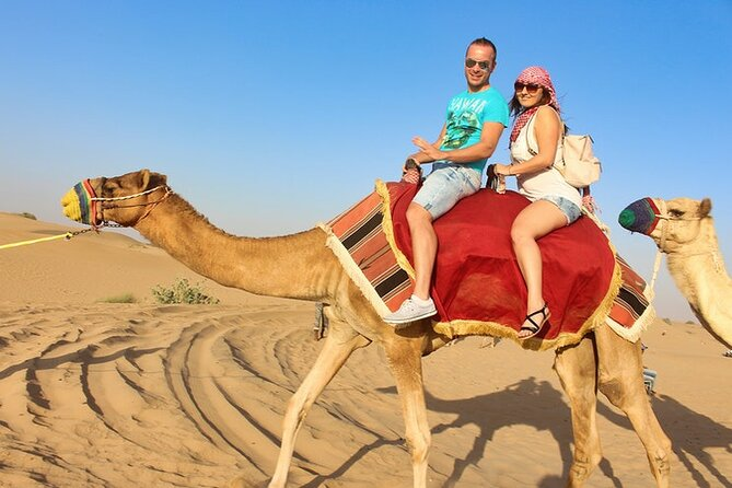 Amazing Desert Safari With 7 Live Entertainment Shows & BBQ Dinner in Dubai
