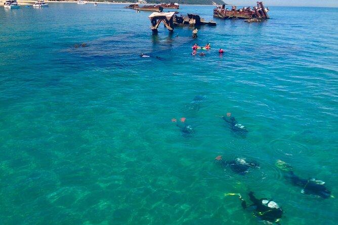 Adventure Moreton Island Scuba Dive Tour