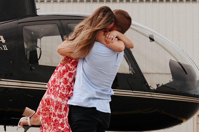 Private Helicopter Marriage Proposal Tour in Miami