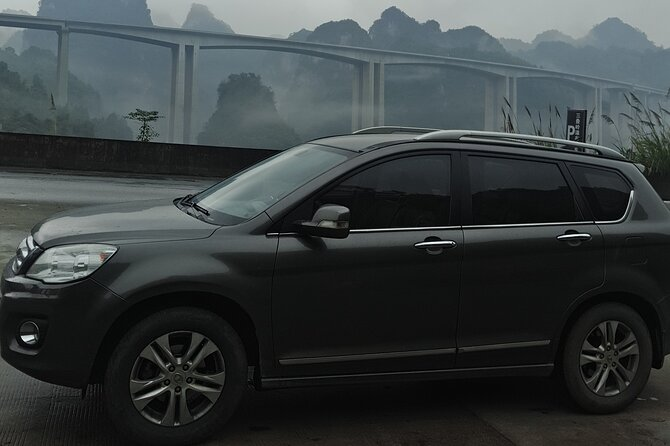 Private Transfer from Sanjiang to Yangshuo/Guilin and stops Longji Rice Terraces