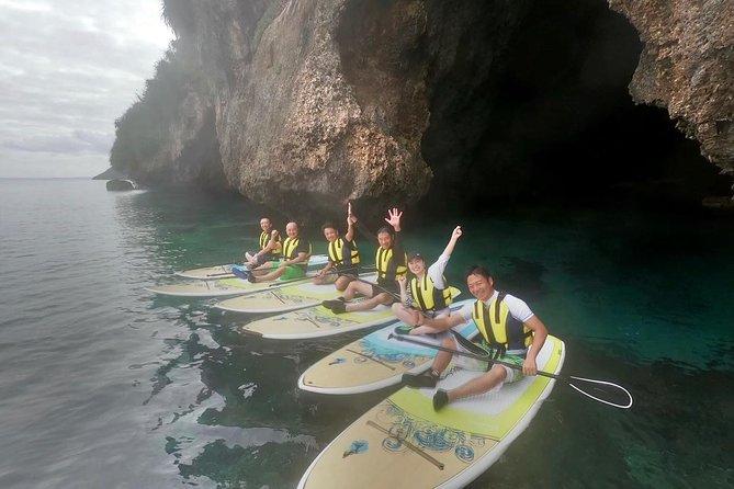 Miyakojima Stand-Up Paddle Doragon Private Tour