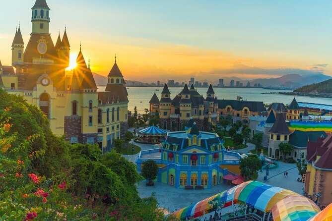 Nha Trang Discover the Vinpearl Land Amusement park full day tour