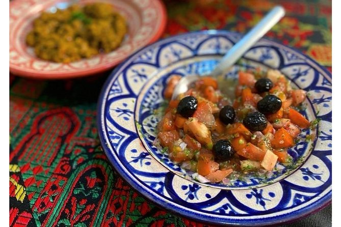 Private Authentic Moroccan Cooking Class with a Professional Chef in Marrakech