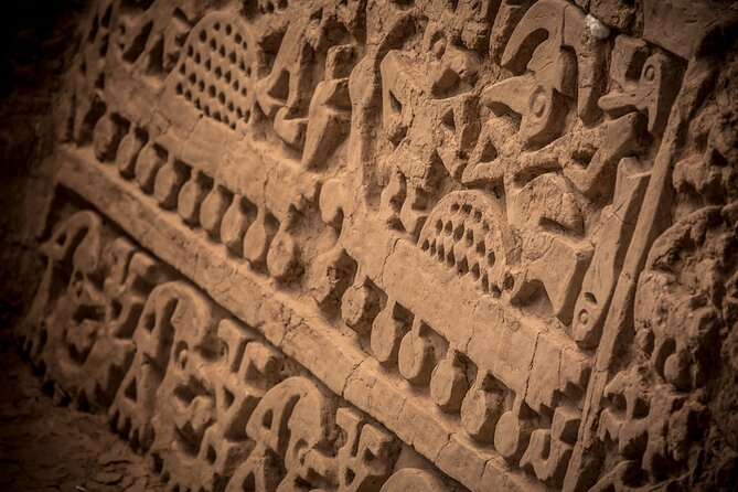 Tour to Túcume, Royal Tombs of Sipán museum and Huaca Rajada and lunch