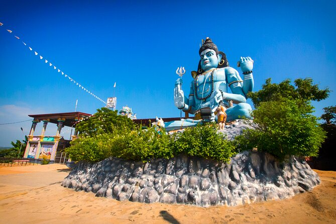 Trincomalee City Tour from Sigiriya
