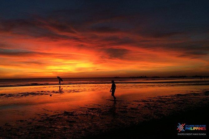 Boracay Sunset Island Hopping w/ Buffet Dinner