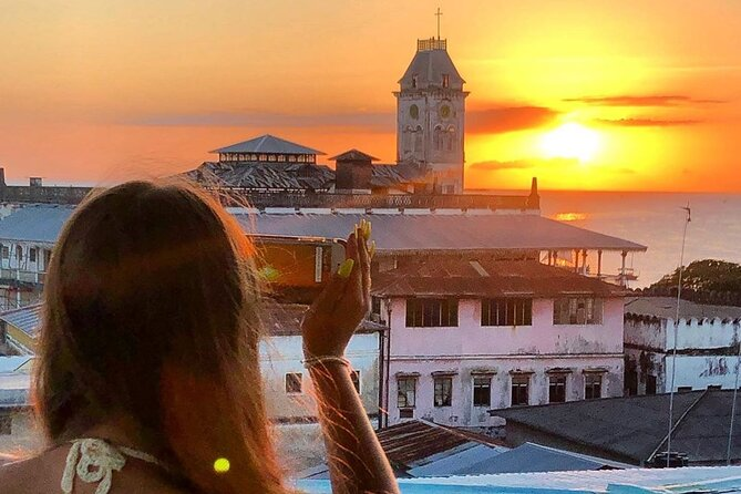 Sunset Dinner at Emerson Spice Zanzibar: Departure from Matemwe Zanzibar