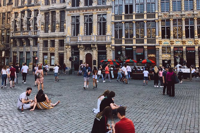 A day in the life of Brussels - Private tour with a local