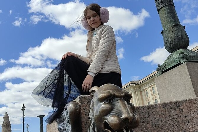 Saint-Petersburg for You and Your Children in 1 Day