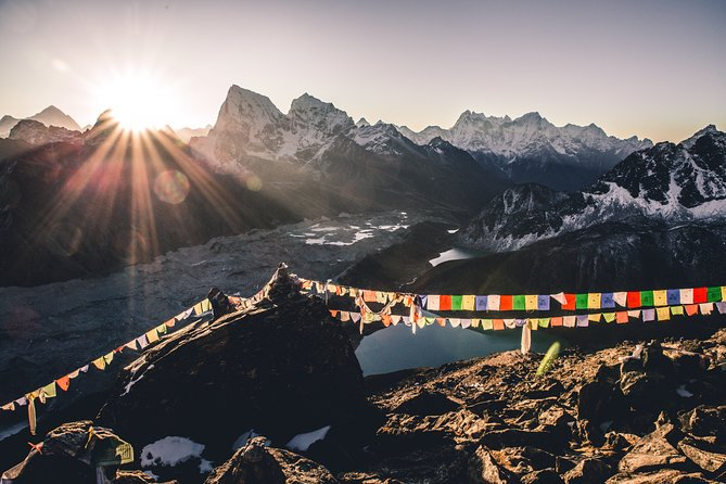 Gokyo Lake Trek in Everest Region (all inclusive)