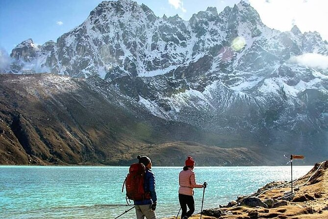 Gokyo Lake Trek in Everest Region (Standard basis)