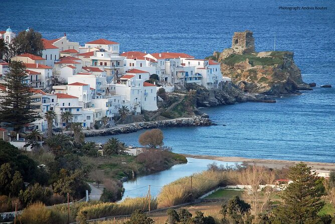 """Private Day Tour to Andros Island """"Little England"""" @ the Archipelago of Cyclades"""