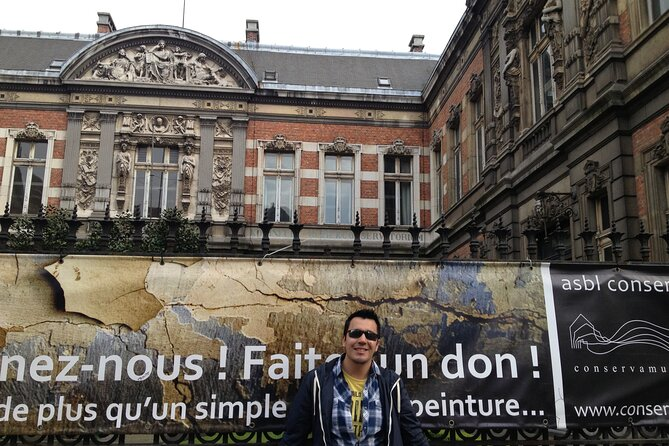 An Architectural insight of Brussels on a Private Tour with a local