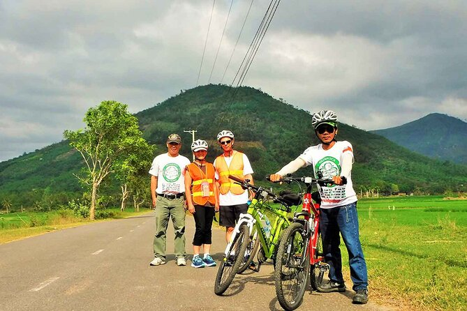 Nha Trang Mountain biking and rafting full day tour