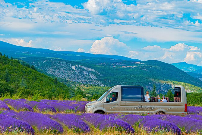 Visit Provence Lavender excursion