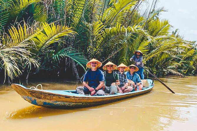A Glimpse of the Mekong with Cooking class by Vespa from Ho Chi Minh City