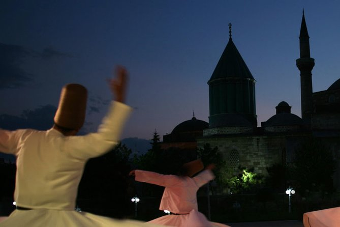 Rumi Route: An audio tour into Rumi's world of Sufism, dervishes and reed flutes