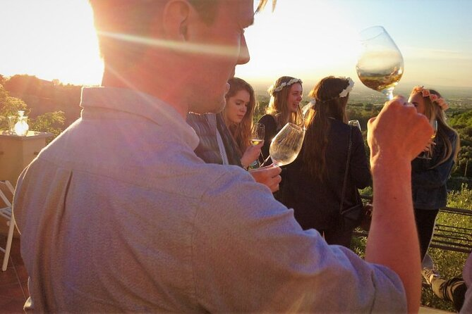 Rome Fun Day Out in the Hills: Winery, Cooking Class, Horse Riding (optional)