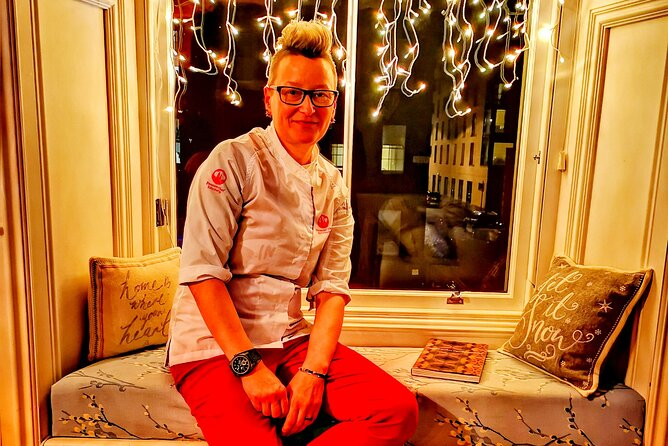 Scottish Classic Desserts private cooking class with professional chef