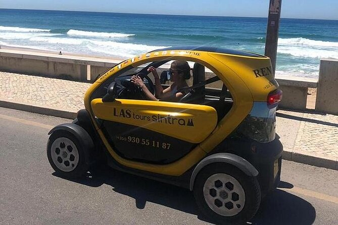 Tour Sintra Beaches Natural landscapes E-CAR GPS audio-guided route