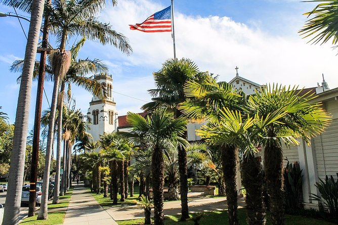 Private 10-hour tour to Santa Barbara & Solvang from Los Angeles - Hotel pick up