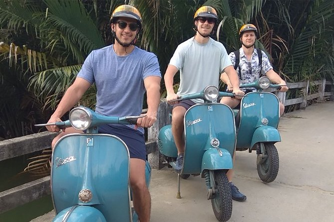 Hoi An afternoon country side tour by Vespa