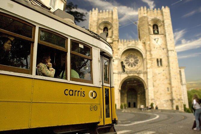 Lisbon (Bairro Alto and Baixa) private walking tour