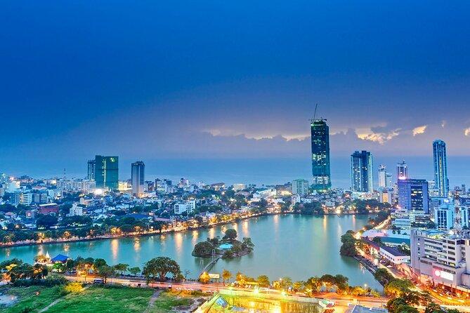 Colombo City Tour from Beruwala