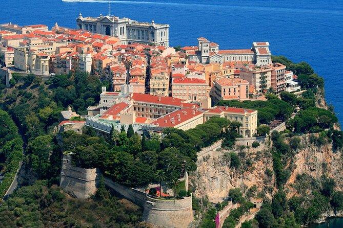Monaco, Monte Carlo, Eze Full-Day from Monaco Small-Group and Shore Excursion