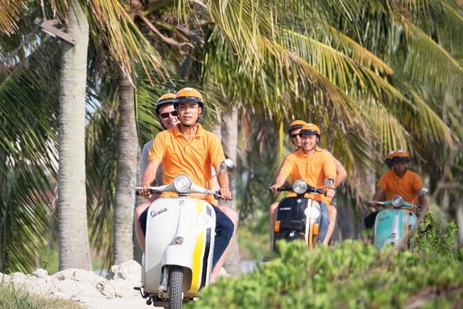 Hoi An country side morning tour by Vespa